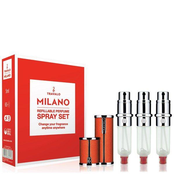 TRAVALO Travalo Milano Orange Set 5ml