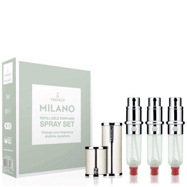 TRAVALO Travalo Milano White Set 5ml