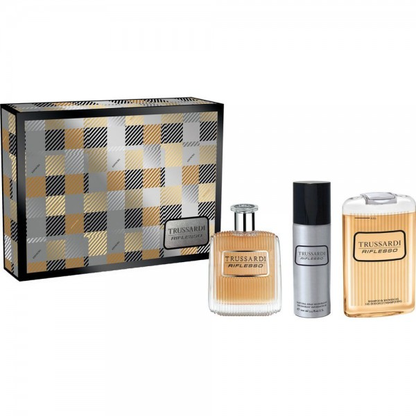 Trussardi Riflesso Edt 100ml / Shower Gel 200ml / Deo Spray 100ml