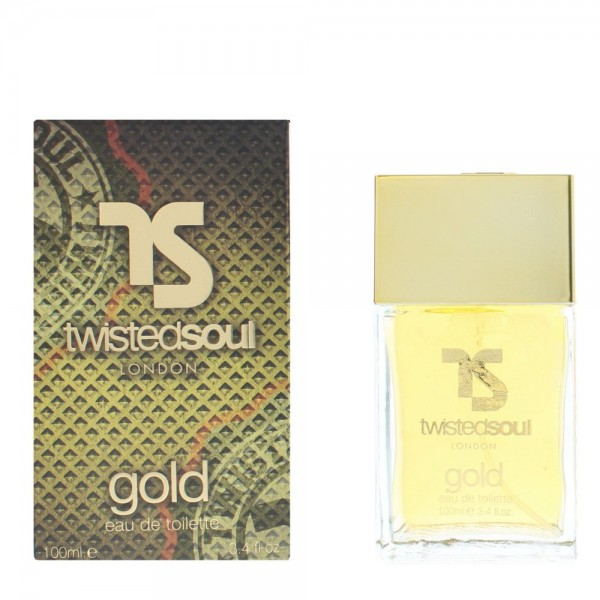 Twisted Soul Gold Edt 100ml