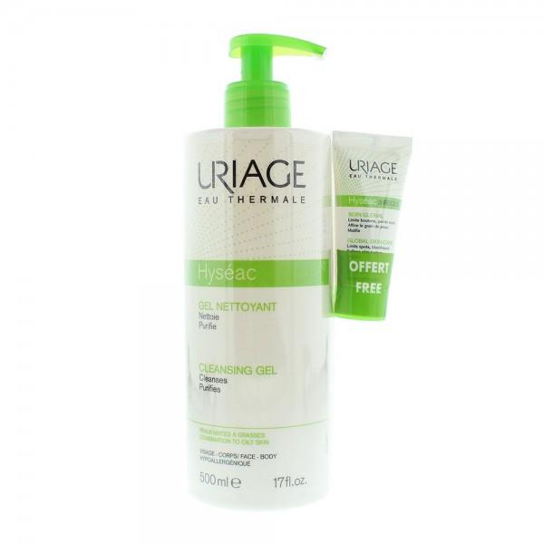 Uriage Bariéderm Cica With Copper-Zinc Spf50 Bariéderm Cica Cream 500ml / 3 Regul Global Skincare 15ml