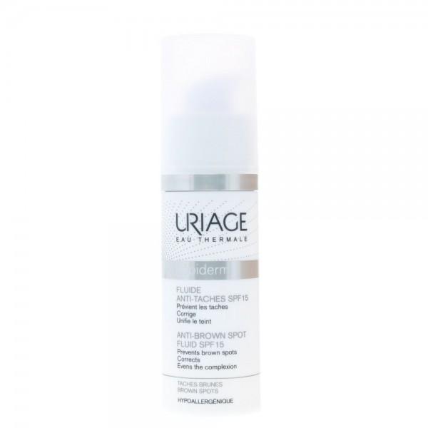 Uriage Depiderm Anti Dark Spot 30ml fluid Spf 15