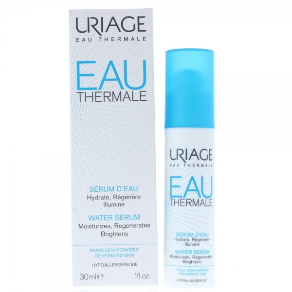 Uriage Eau Thermale Water 30ml Serum For Dehydrated Skin