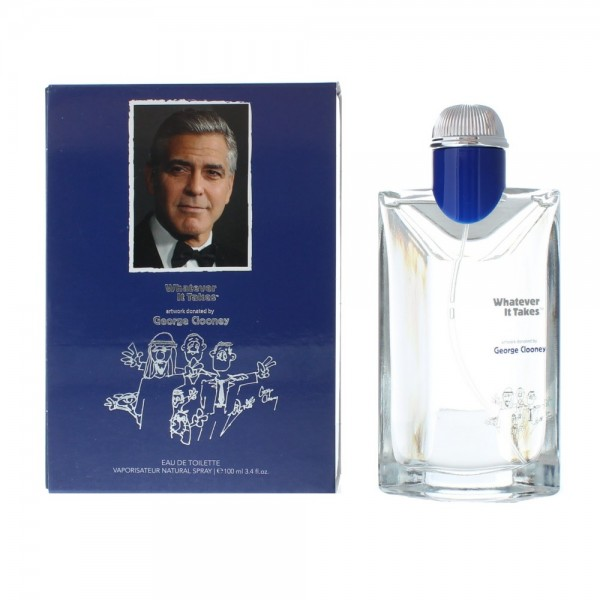 Whatever It Takes - George Clooney Edt 100ml