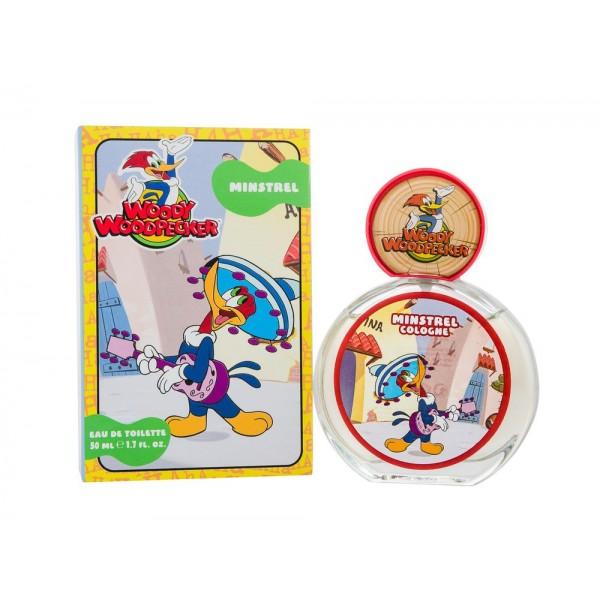 Woody Woodpecker Minstrel Edt 50ml