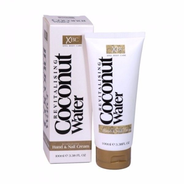 XPel Coconut Water Hydrating Hand & Nail Cream 100ml