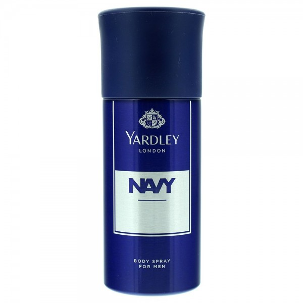 Yardley Navy Body 150ml