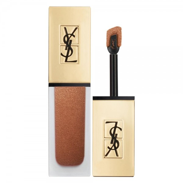 Yves Saint Laurent Tatouage Couture Metallics Liquid Lipstick Tribal Cooper #103 6ml