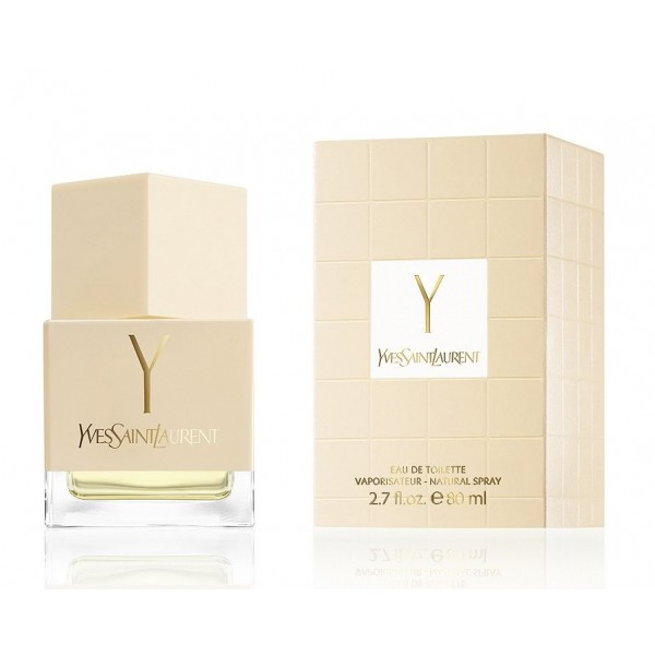 YVES SAINT LAURENT Y EDT 80ml