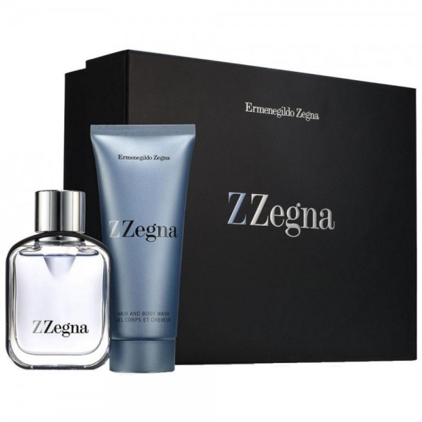 ZEGNA Z by Zegna EDT 50ml / hair and body wash 100ml