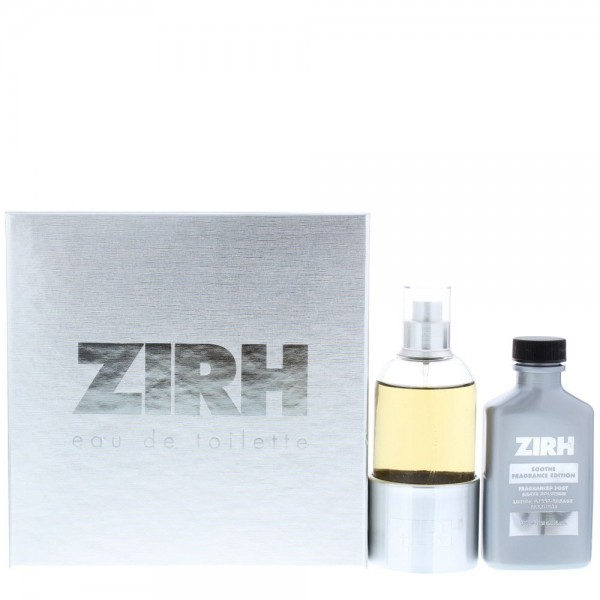 Zirh 125ml Edt / Fragranced Post Shave Solution 100ml